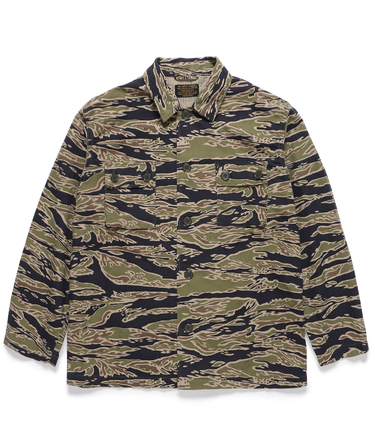 TIGER CAMO ARMY SHIRT