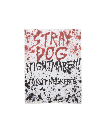 「STRAY DOG NIGHTMARE!!!」NECK FACE