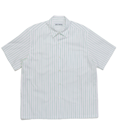 STRIPED REGULAR COLLAR SHIRT